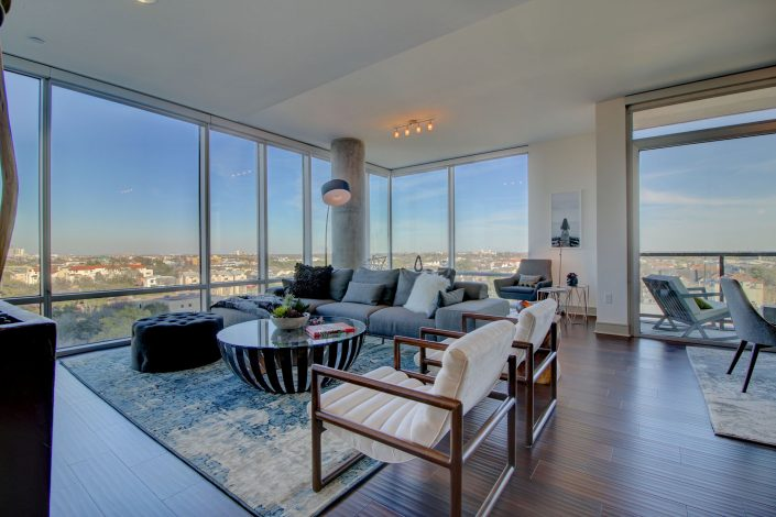 The Southmore Apartments Photography