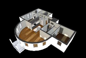 Epic 3D rendering