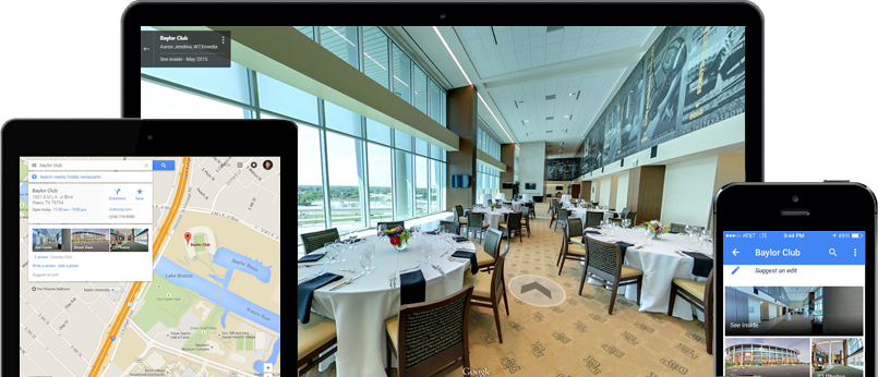 Maps 360.Google Maps Helixmedia 360